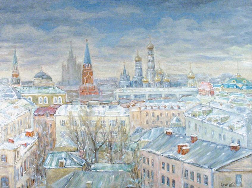 Московские виды