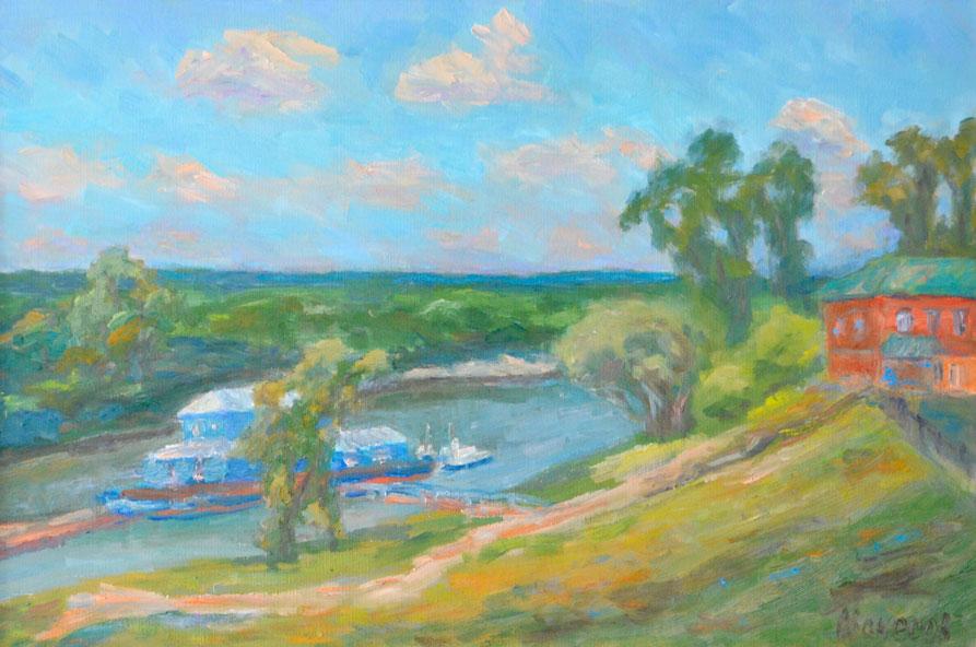 Land of Ryazan